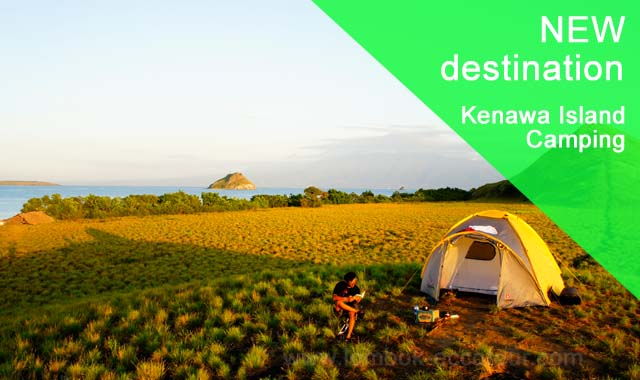 Kenawa Island Camping Trip -2 Days 1 Night