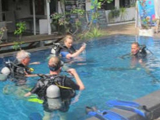 Lombok Diving Course