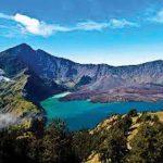Mount Rinjani Crater Rim