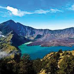 Mount Rinjani Trekking 3 Days 2 Sharing Trip