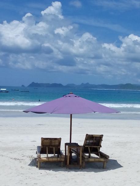 Best surfing center at Selong Belanak Beach