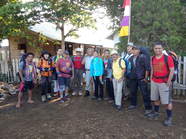 Desa Pancasila start point for Mount Tambora Summit trek