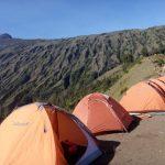 Mount Rinjani Campsite