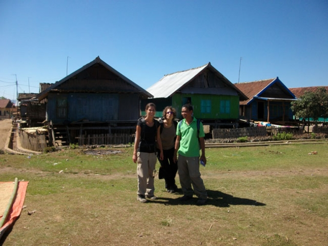Mantar Village, a traditional village near Taliwang city on the West Sumbawa Regency