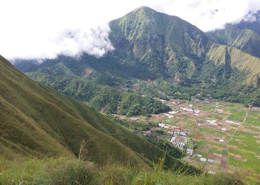 pergasingan hill view