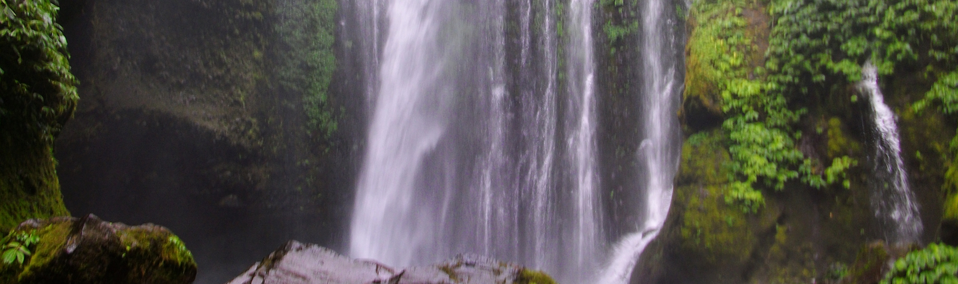 Waterfall in Lombok