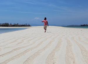 Sand Island, East Lombok